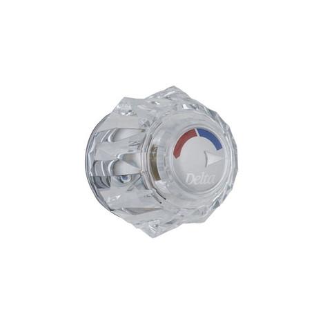Delta H71 Clear Knob Handle Kit