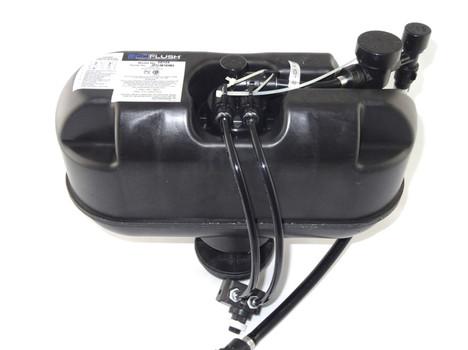 EcoFlush B8104 Pressure Assisted Flush Tank 1.1 GPF/4.0 LPF