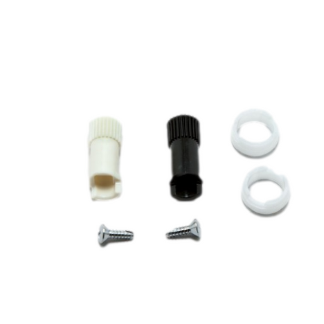 Moen 97344 Monticello 2-Handle Tub/Shower Stem Extension Kit (2PK)