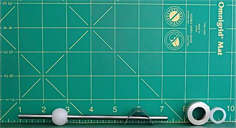 Kohler 40122 Ball Lever Assembly