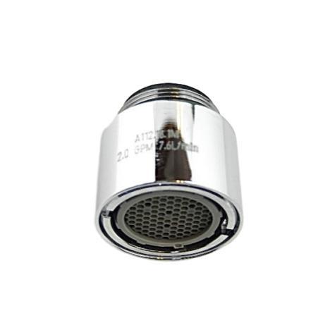 Kohler 59722-CP 2.0 GPM Aerator Vandal-Resistant Male 13/16 Chrome