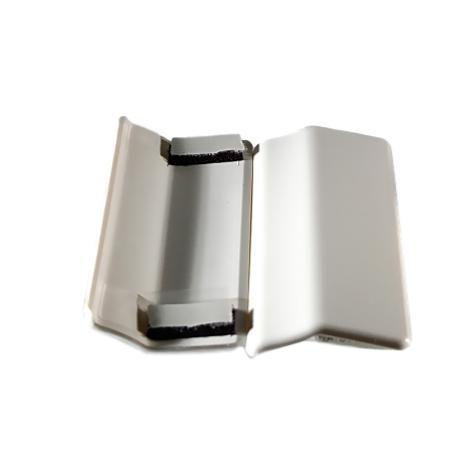 TOTO TCU974CV#03 Side Plates (2 Pieces) W/Velcro Tape - Bone For Guinevere Toilet