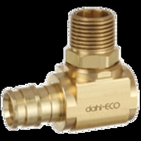 Dahl 620-PRPX3-62, 1/2 F1960 X 3/8 MIP. Lead free.