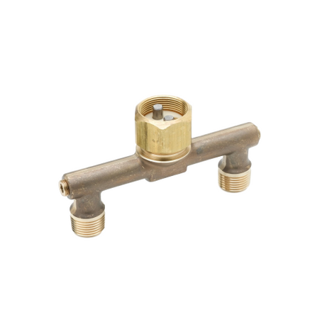 "T&S Brass 002898-40 4"" Spreader Assembly"