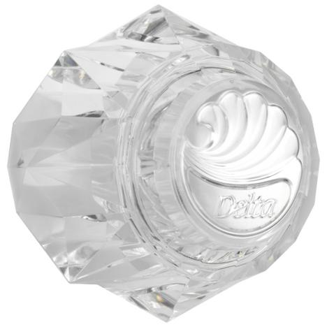 Delta RP17451 Clear Knob Handle Kit