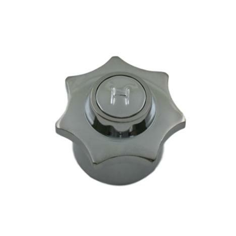 American Standard 6459-0230 Large Hot Crown Handle - Chrome