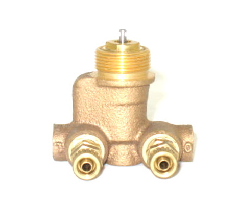 Sloan 0318123 HY71A-1 Rough Brass Hydraulic Actuator Subassembly