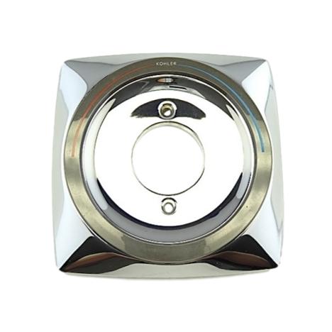 Kohler 71839-CP Single Control Escutcheon Kit Chrome