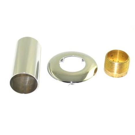 "Sloan 3308782 H633AA Chrome Plated 1"" Sweat Solder Kit"