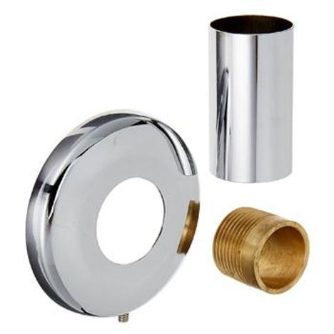 "Sloan 3308788 H636AA Chrome Plated 3/4"" Sweat Solder Kit"
