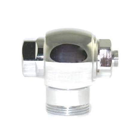 """Sloan 3308385 H700AG Chrome Plated Stop Assembly 3/4"""" Ground-Joint W/VR Cap"""