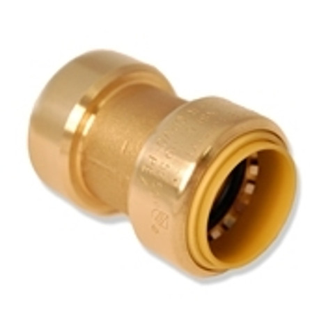"""PROBite LF851 Straight Coupling 1-1/4"""" X 1-1/4"""" Dual Seal Technology"""