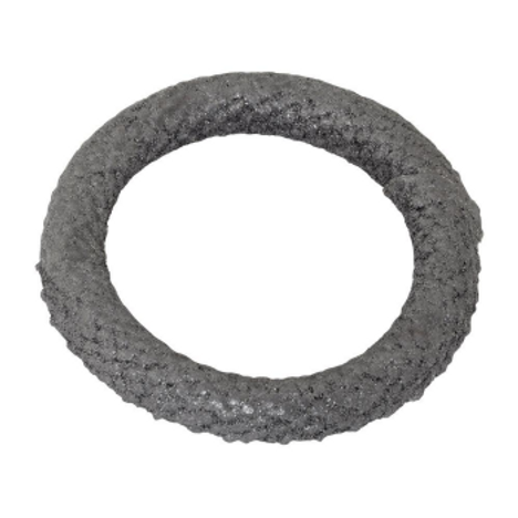 """American Standard 000399-0070A Gasket For 2"""" Outlet Connection"""