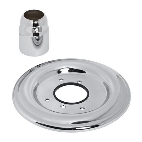 American Standard M961810-0020A Bath Shower Escutcheon Kit Chrome