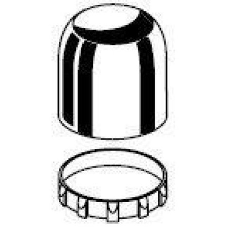 American Standard 030242-0020A Electronix & Ceramix Cap