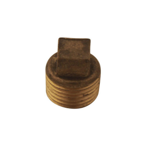 """American Standard 027816-0070A Plug For Pipe - 1/2"""" IPS"""