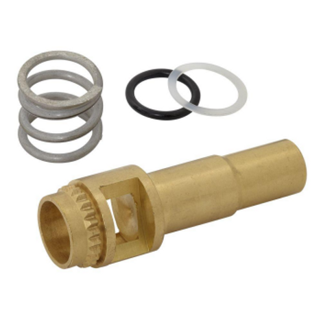 American Standard 060219-0070A Stem Kit For 2 Or 3 Way In Wall Diverter