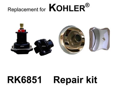 For Kohler RK6851 Pressure Balance Rebuild Kit