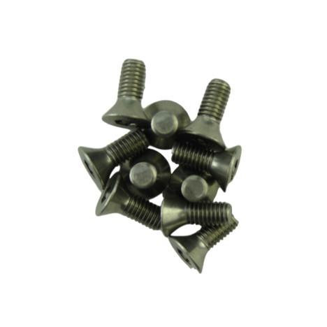 Acorn 0152-002-001 #10-32 X Hex Soc Flat Head Screw (10PK)