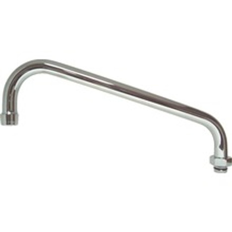 """Fisher 3963 12"""" Swing Spout 2.2 GPM Aerator"""