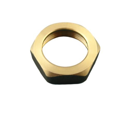 Leonard Valve 09/50 RF Swivel Nut Rough Brass