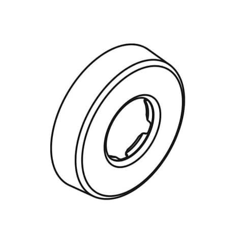Kohler 1123494-CP Urinal Wall Escutcheon Chrome