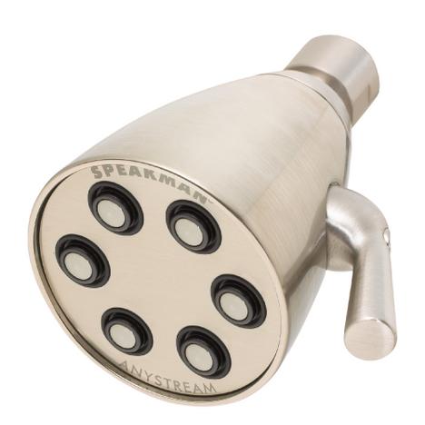 Speakman S-2252-BN Icon Showerhead 2.5 GPM Brushed Nickel