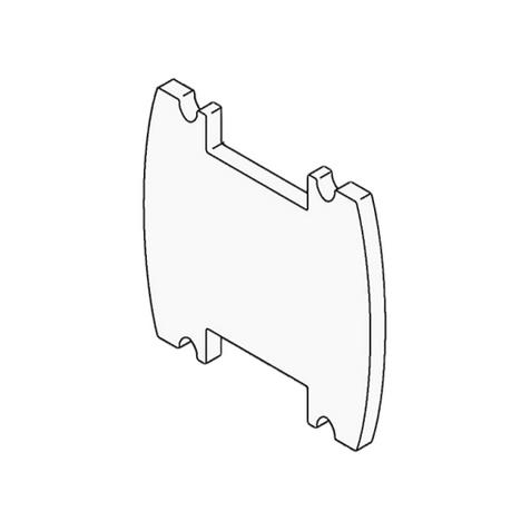 Kohler 1105676 Vandal-Resistant Aerator Wrench