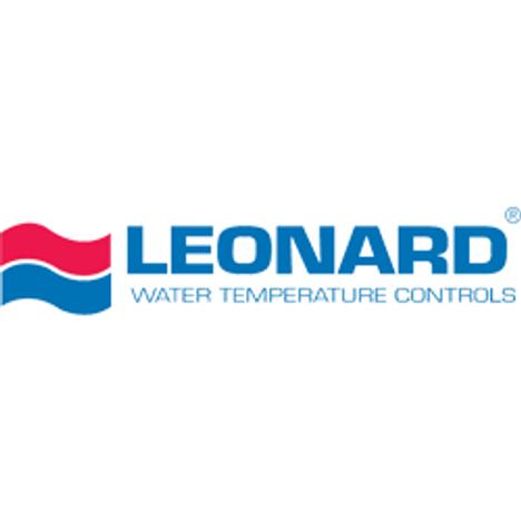 Leonard Valve 172500 Checkstops (2) Chrome