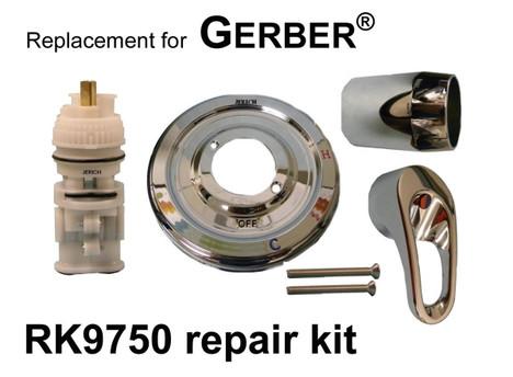 Gerber RK9750 Shower Valve Rebuild Kit