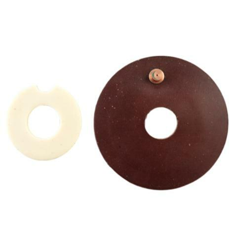 Delany 107-KC-L Leather Diaphragm Renewal Kit - Closet 4.5 GPF