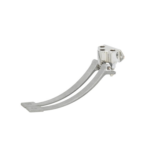 T&S Brass B-0504 Double Pedal Valve Wall Mount