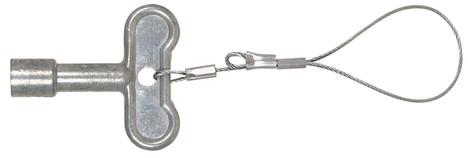 Prier C-108KT-808 Hydrant Key On Lanyard