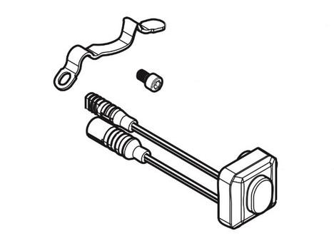 Moen 182537 M-Power Faucet IR Sensor/Bracket & Screw