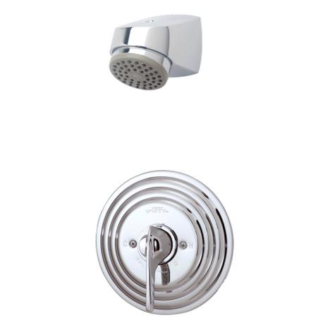 Symmons C-96-1-151-TRM Temptrol Shower System Trim Chrome