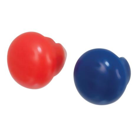 Chicago Faucets 665-309KJKNF Pre-Pack Red & Blue Buttons
