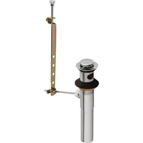 "Chicago Faucets 1222-KJKCP 2-1/8"" Diameter Pop-Up Drain"
