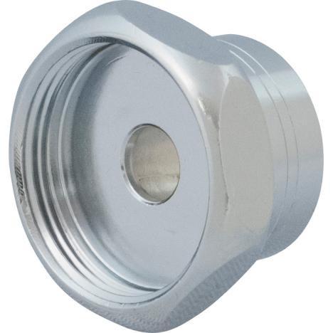Chicago Faucets 319-003JKABCP Push Button Cap