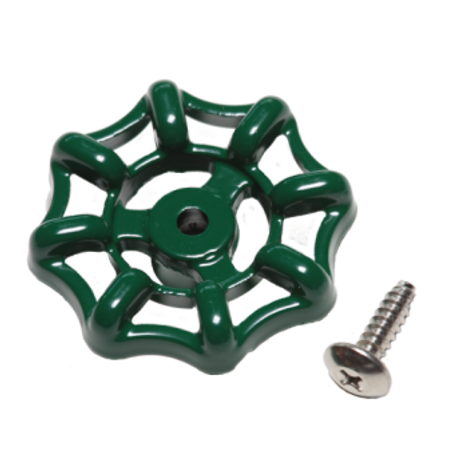Arrowhead PK1250 Replacement Green Wheel Handle & Screw