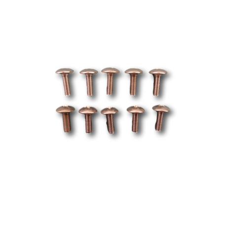 Acorn Phillips Truss Head Screw (10 pack)