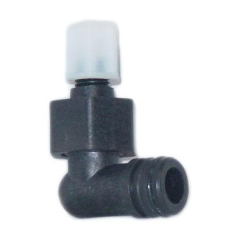 Acorn 2570-046-001 Flow Control Elbow Assembly 2.5 Gpm For Air Control Valve