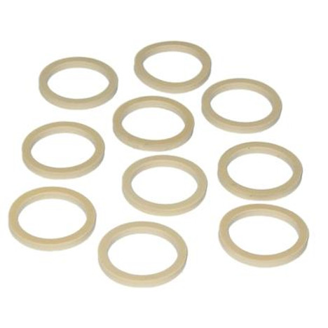 Acorn 0430-001-001 Gum Rubber Washer (10 Pack)