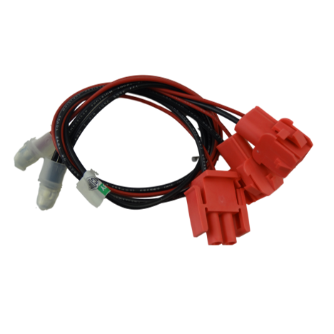 Acorn 0711-412-001 2-Station Power Cable For 9VDC