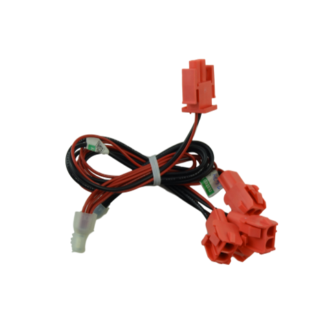 Acorn 0711-414-001 4-Station Wire Harness For 9 Volt Transformer