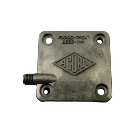 Acorn 2563-114-000 Flood-Trol Cover Plate