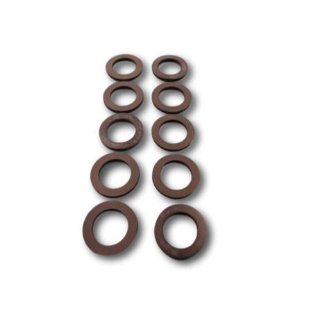 "Acorn 0431-013-001 Shore Gasket 1/2 x 3/4"" (10 Pack)"