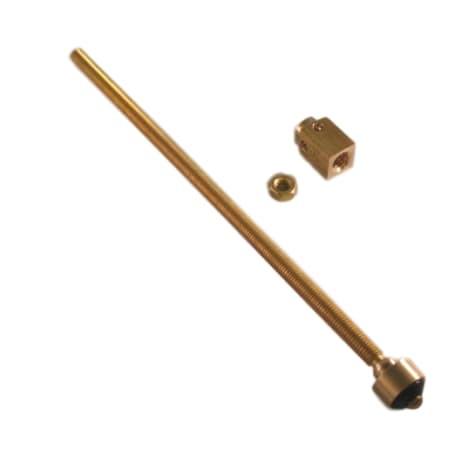 "Zurn 66955-322-9 Universal Replacement Rod Kit 4"" - 12"" (P1300-UNIV-OP-ROD-12)"