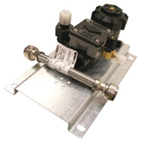 Acorn 2590-003-002 Single-Temp Plastic Metering 2.0 GPM Valve Assembly W/Plate