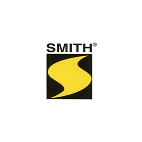 """Jay R. Smith B08NBG 8"""" Polished Nickel Bronze Grate W/Screws(4)"""