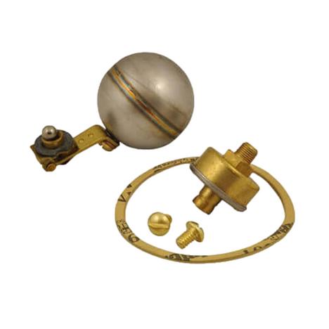 """Barnes & Jones 4FT 1-1/2"""" Float & Thermostatic Trap Repair Kit"""